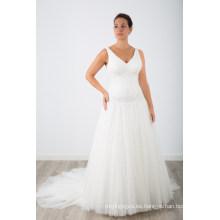Imágenes de venta caliente de los últimos diseños de vestidos