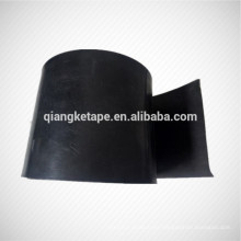 Polyethylen heiß angewendet Hand gewickelt Schrumpfband Stahlrohr Butylkautschuk Anti Korrosions Klebeband