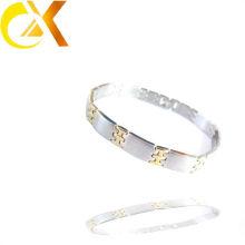 Золотые ювелирные изделия оптовой 24k золото мужские браслеты
