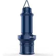 Pompe à flux axial submersible (à débit mélangé)