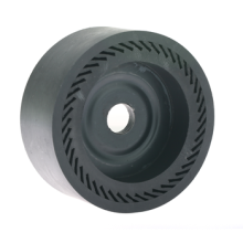 Expandable Rubber Drum Wheel for Diamond Abrasive Expanding Sanding Belts