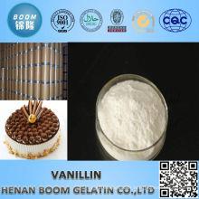 Best on sale golden supplier sugar ethyl vanillin flavour 99%