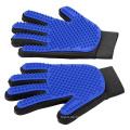 Pet Grooming Glove Haarentfernungsbürste