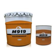 Adhesivo de dos componentes de suelo de poliuretano