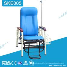 SKE005 Chaire de transfusion d'hôpital bon marché en métal