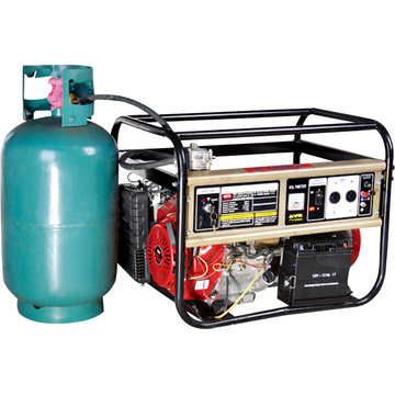 LPG/Gas Generator of 4kw (HH6500-LPG)