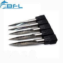 Vollhartmetall-Schaftfräser BFL für Holz MDF