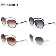 2018china fábrica al por mayor moda gafas de sol aaa para mujeres