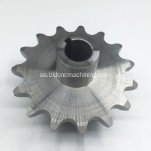 Custom CNC Machining Steel Gear
