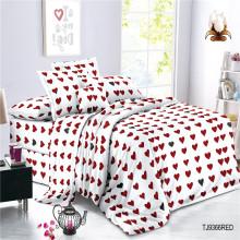 Breathable Rayon Cotton Printed Plain Home Textiles Sheets