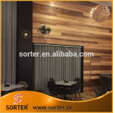 Corrosion prevention decorative metal mesh drapery metal curtain
