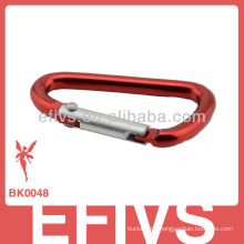 fashion round shaped Climbing Carabiner