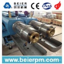 Extrusão de tubos PPR