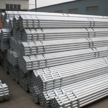Hot-Dip Galvanized Steel Pipe