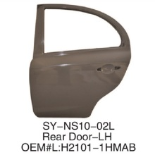NISSAN MARCH Rear Door-L