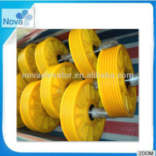 Elevator Traction Parts Nylon Deflector Sheave