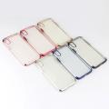 pour Iphone 8, TPU transparent de haute qualité