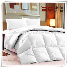 Hot Selling Comforter Duck Down Quilt Manuacturer in China