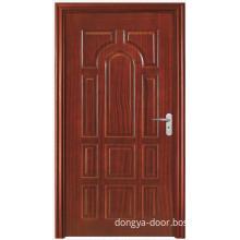 Single Solid Wood Door (DY-702)