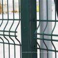 Spezielle Art 4.5mm Qualität 3D gebogener Draht-Ineinander greifen-Zaun