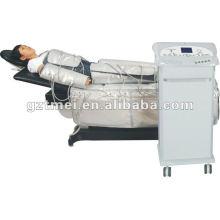 Detoxina de pressão de ar e cobertor de aquecedor infravermelho