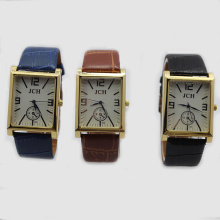 Women Leather Band Colorful Watches