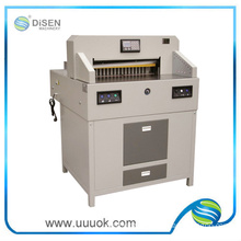 High precision more advantages paper cutter machine