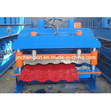 Máquina perfiladora de paneles de acero de color R