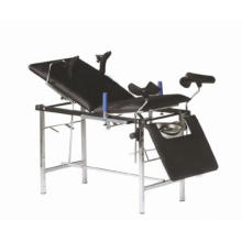 Stainless Steel Mechanical Obstetric Bed (XH-G-3B)