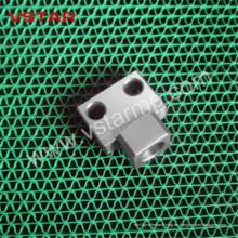 Fügen Sie geformte Plastikkomponente für bearbeitete Teile Edelstahl-Ersatzteil Vst-0928 ein