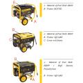 1KW WAHOO WH1500 - B 2.6hp AC Einphasenausgang Typ elektrischer Generator zum Verkauf