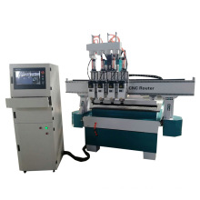 Four-step cutting machine for panel furniture wood cutting machine wood cutting machine