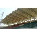 Vorgefertigte Membranstruktur für Bleacher, Stadion, Sport, Spielplatz Dach