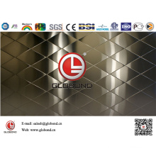Globond Stainless Steel Wall Panel 005