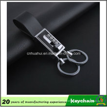 Cheap Factory Direct Sale Handmade Leather Keychain