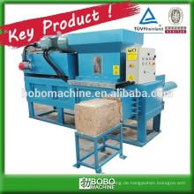 Heiße Verkauf horizontale hölzerne Rasur hydraulische Presse Maschine