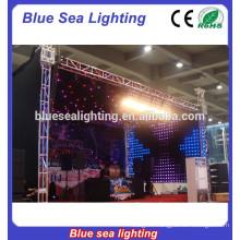 Ceiling Decoration Stage Equipment Light RGB LED Star Cloth