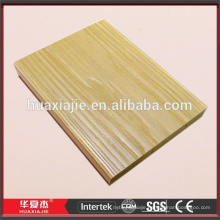 Anti-slip WPC Decks And Plastic Decking Boards For Courtyard