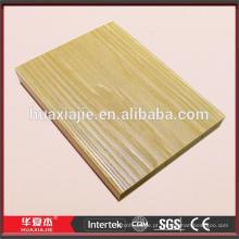 Antiderrapante WPC Decks e placas de plástico Decking para o pátio