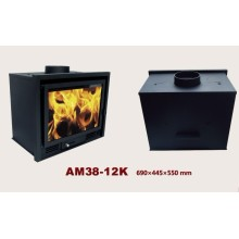 Cast Iron Stoves (AM38-12K)