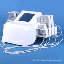 Appareils médicaux à laser Lipo esthétiques et à double longueur d'onde Laser à diodes 980nm à usage domestique