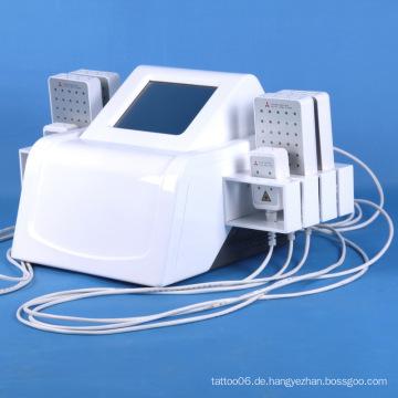 Medizinische ästhetische Lipo-Laser-Maschinen Single & Dual-Wellenlängen 980nm Diodenlaser für den Heimgebrauch