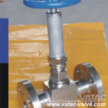 Forged High Pressure Gate Valve