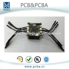 Servicio de ensamblaje llave en mano para placa UAV PCB