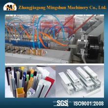 Línea de extrusión de PVC de perfil PVC UPVC