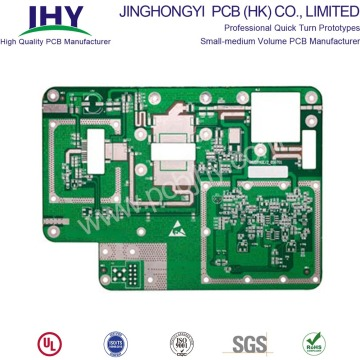 Scheda PCB ad alta frequenza Taconic RF-35