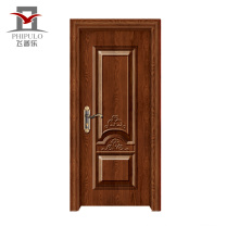 New Style High End Eco-Friendly Steel Wooden Turkish Door