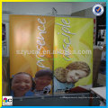 Trade assurance high quality cusotm outdoor banner material and outdoor promotional banner