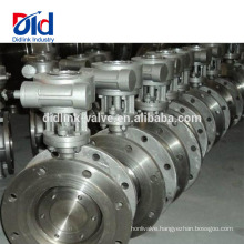 Singapore Wafer Stainless Steel Flanged Butterfly Valve Dimension Dn300 Butterfly Valve Weight Chart