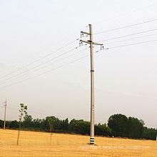 Pôle de transmission de puissance à tube linéaire à 35 Kv